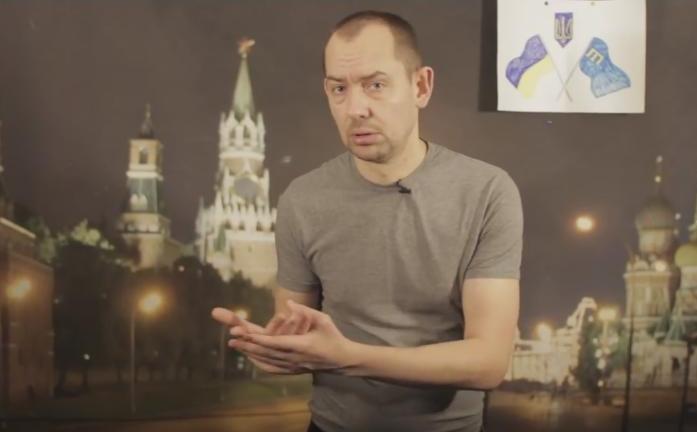 Видеоблог корреспондента УНИАН в России Романа Цимбалюка