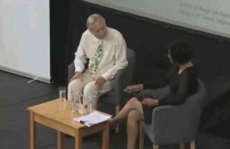 Интервью с Ричардом Докинзом