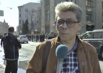 """""""Надоел"""" Акция к президента России"""