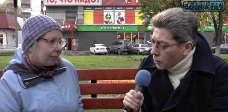 Сотник ТВ - Закрытия проекта «Новороссия»